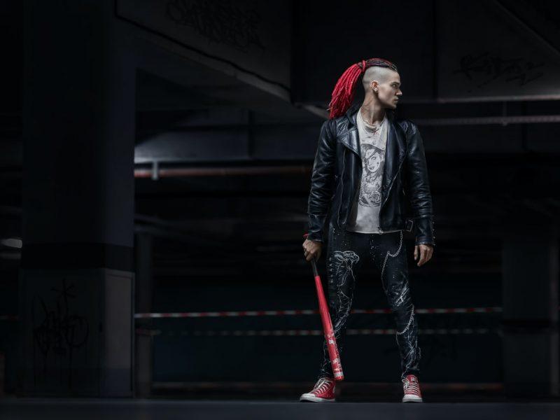 Punk broek: te stoer om uit te trekken