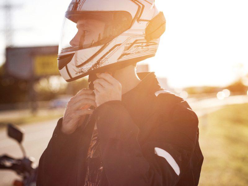 Sportieve en vlotte motorkleding